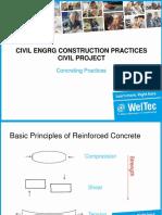 MG6006 Concrete Practice