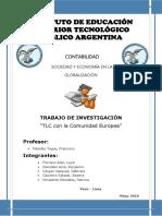 Tlc Peru - Comunidad Europea