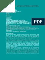 Resumen Guia Para Evaluar y Certificar Competencias Laborales v.4