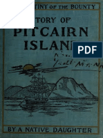 Young, R. A. - Mutiny of the Bounty & Story of Pitcairn Island 1790-1894 (1894)