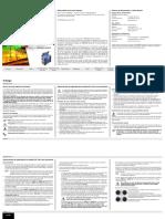 Manual Omicrom CPC100