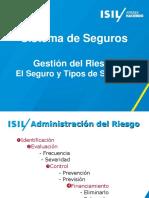 Seguros y Sistema Previsional, Semana 02 - IsIL 2016 0