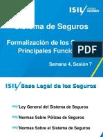 Seguros y Sistema Previsional, Semana 04 - IsIL 2016 0