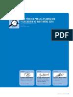 Guia Tecnica Para La Planeacion y Ejecucion de Auditorias Sspa