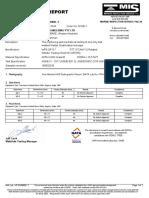 Welder Qualification Test for GMAW STT FCAW
