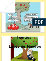 Fuerzas y Leyes de Newtons