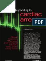 Responding to Cardiac Arrest