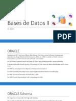 Arquitectura de Oracle 12c