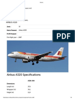 SPEC A320