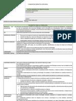 Planeacion Didactica Biologia Final