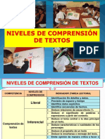NIVELES DE COMPRENSIÓN.ppt