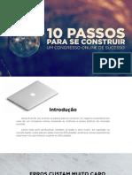 eBook 10 Passos Congresso Online
