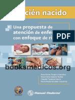 El recien nacido. Una propuesta de atención de enfermería con enfoque de riesgo.pdf