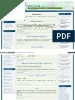 Www Artofproblemsolving Com Forum Portal Php Ml 1-Agosto 2 2011
