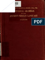 historical grammar of ancient persian language.pdf