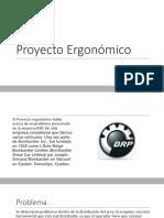 Proyecto Ergonómico