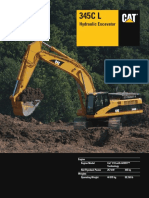 Cat 345CL (full version).pdf