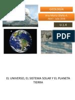 1.4 La Tierra-tiempo Geológico-dataciones