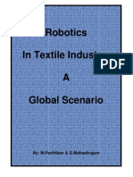Robotics in Textile Industry a Global Scenario