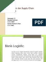 Bisnis Logistic Dan Supply Chain Management Ppt