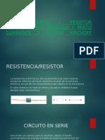 ELECTRO RESISTENCIA RESISTOR.pptx