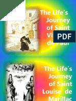 About St. Vincent & St. Louise