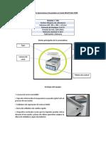 Manual de Operaciones Envasadora Al Vacío MULTIVAC P200