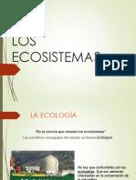 Ecosistemas desarrollo