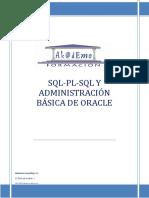 Curso-SQL-PL-SQL y Administracion Basica de Oracle