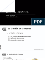 Gestion Logistica - Unidad 1