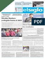Edición Impresa 21-05-2018