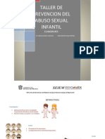 Taller Prevencion Del Abuso Sexual Infantil