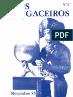 Os Cangaceiros n°2 (nov.1985)