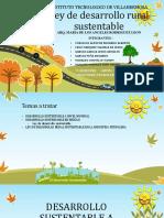 Ley de Desarrollo Rural Sustentable Unidad 7