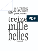 Os Cangaceiros - Treize Mille Belles