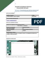 Formulario de Incidencia Técnica 10162015