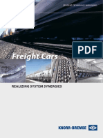 Freight Cars (P 1202 en) Knorr Bremse