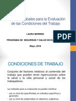 3 Métodos Globales Para La Evaluación de Las Condiciones