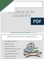 Conflicto Grupal