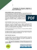 """Bases """"La Dipu et Beca 2018"""" a Quart de Poblet."""