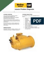 Transmission Problem Diagnosis