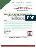 CANCER ANTIGEN -125