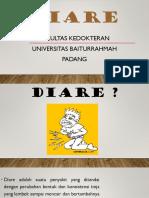 DIARE ppt