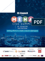 MENA CISO Summit 2018_Event Brochure-Updated