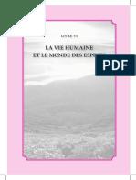 CSG 6 La Vie Humaine Et Le Monde Des Esprits