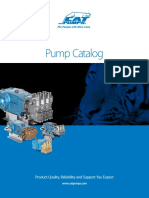 993320E CAT Pump Catalog LoR