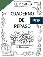 2º TRIMESTRE- Cuaderno Repaso