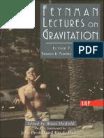 Richard Feynman - Feynman Lectures on Gravitation (Addison-Wesley, 1995).pdf