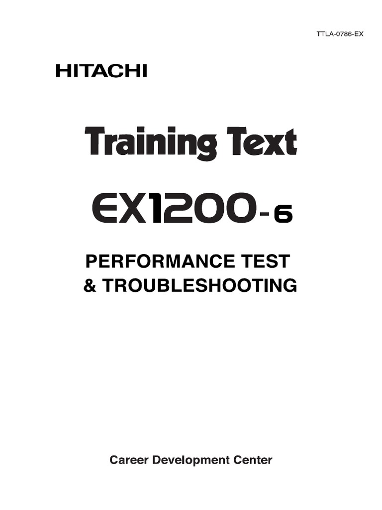 1200-6 troubleshooting.pdf | Bearing (Mechanical) | Machines on