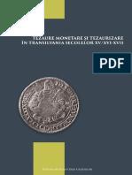 Tezaure Monetare si Tezaurizare in Transansilvania